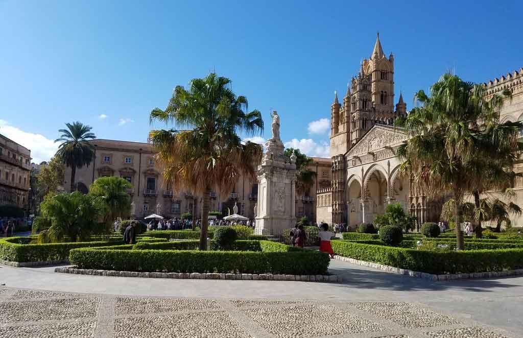 Voos para Itália: Palermo