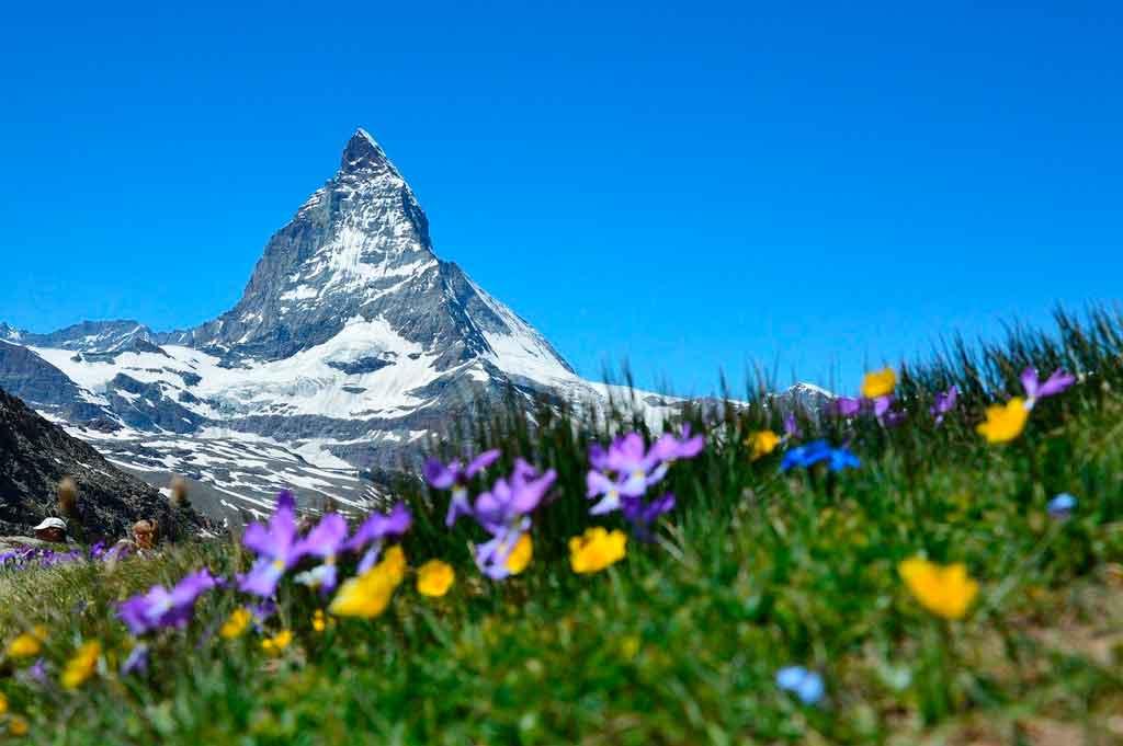 Alpes Suiços Zermatt