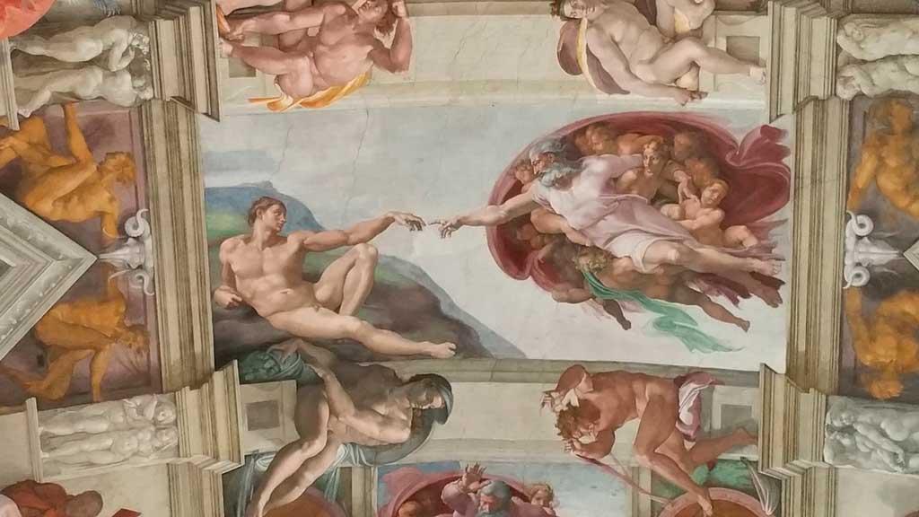 Roma, Itália: Capela Sistina