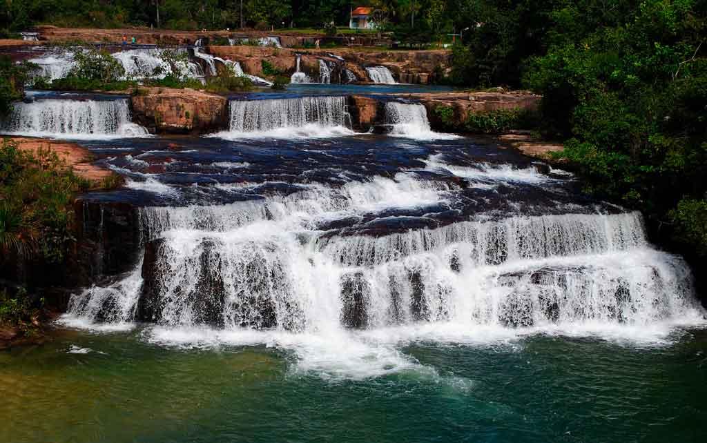 Cachoeiras do Brasil no Centro Oeste