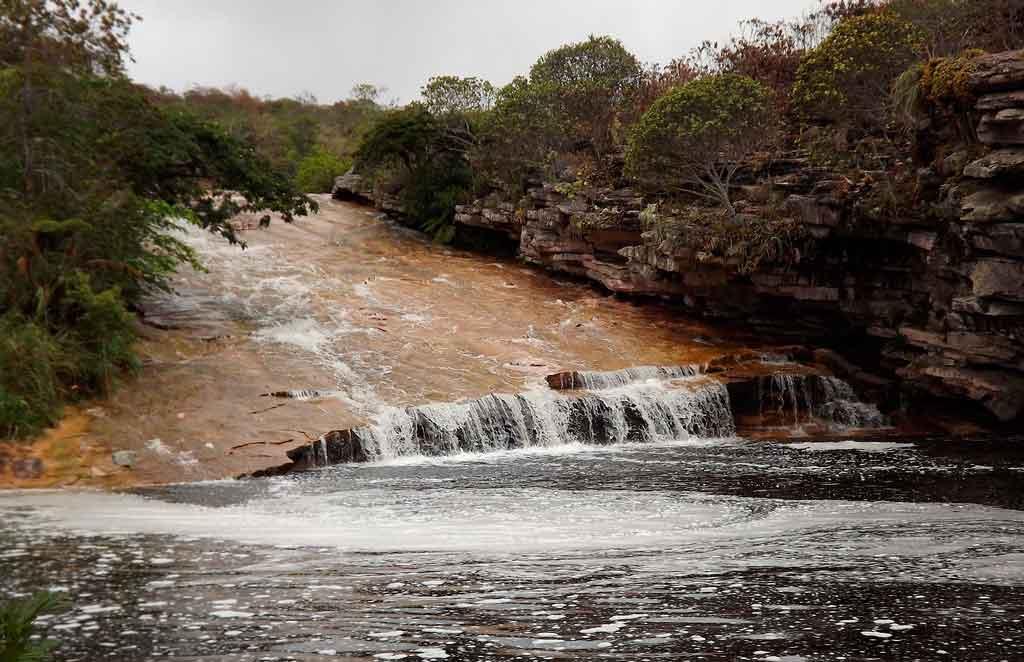 Cachoeiras do Brasil no Nordeste