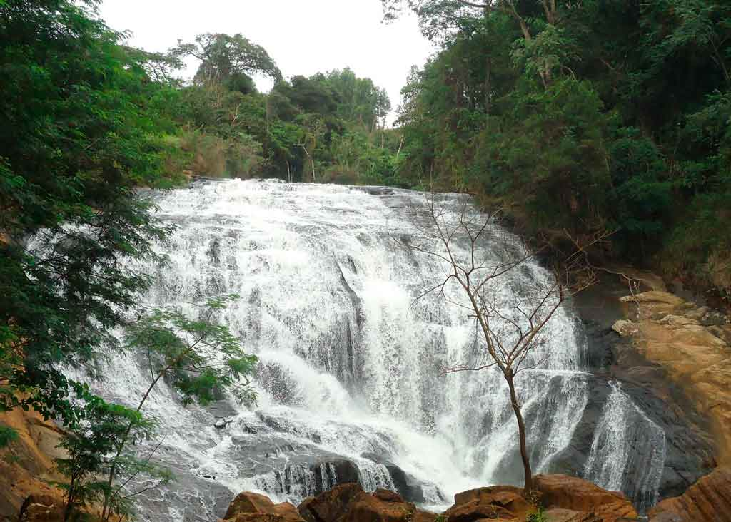 Cachoeiras do Brasil no Sudeste