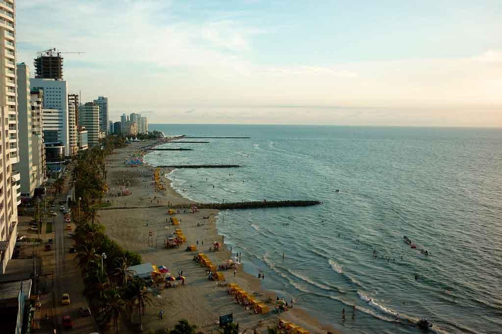 Cartagena das Índias: Praias