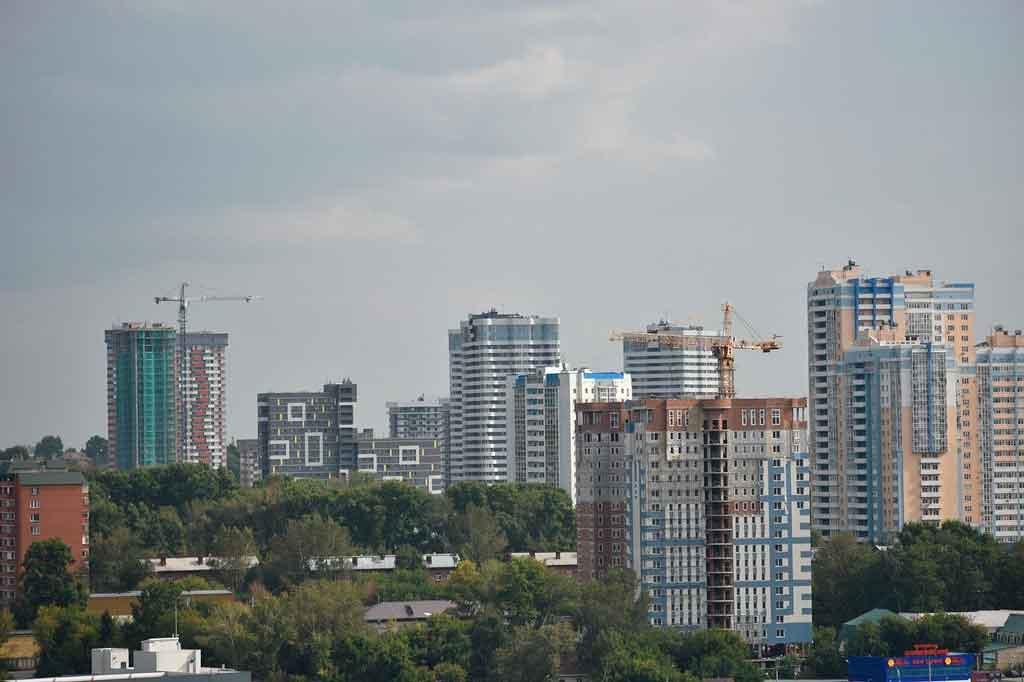 Cidades da Russia Novosibirsk