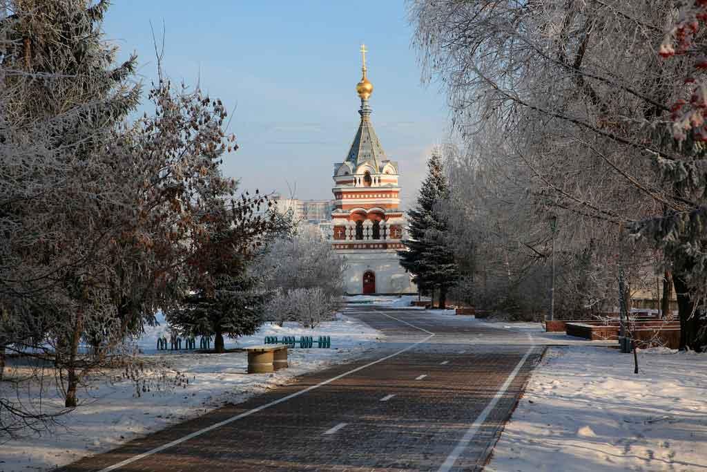 Cidades da Russia Omsk