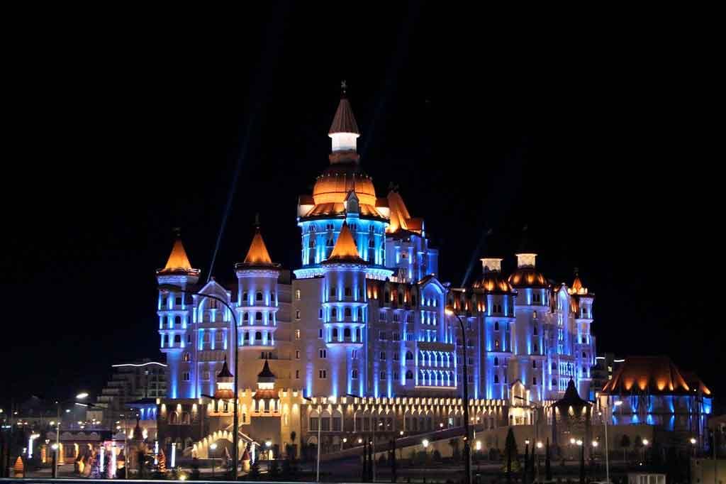Cidades da Russia Sochi