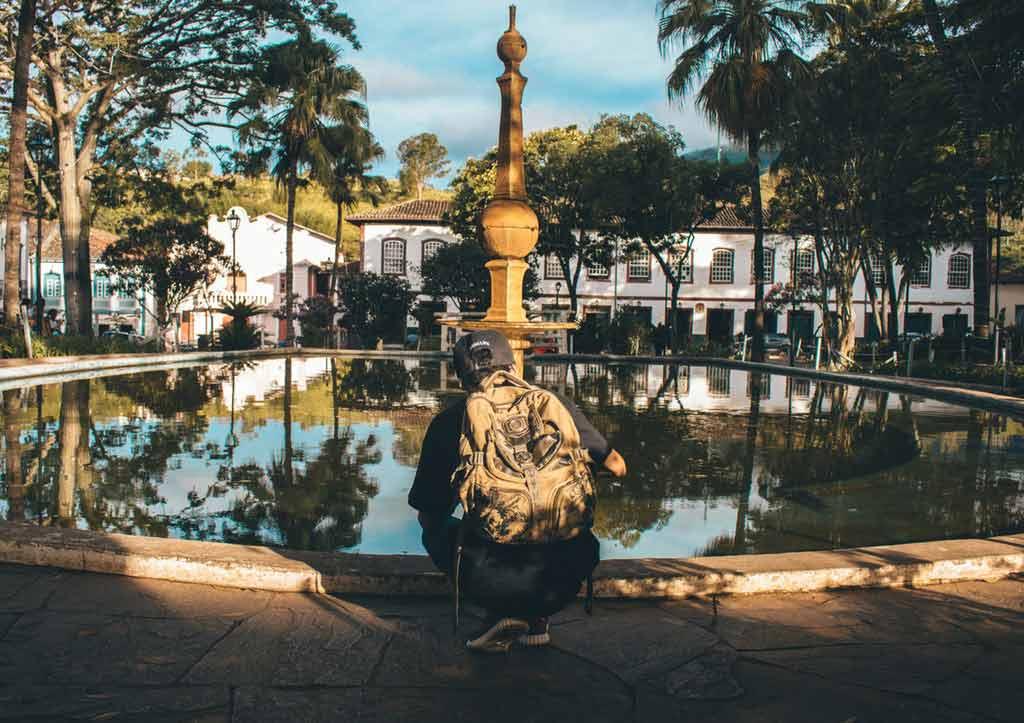 Lugares para viajar sozinho nas Cidades turísticas de Minas Gerais