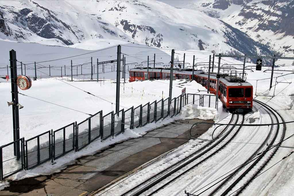 Como ir nos Alpes Suiços