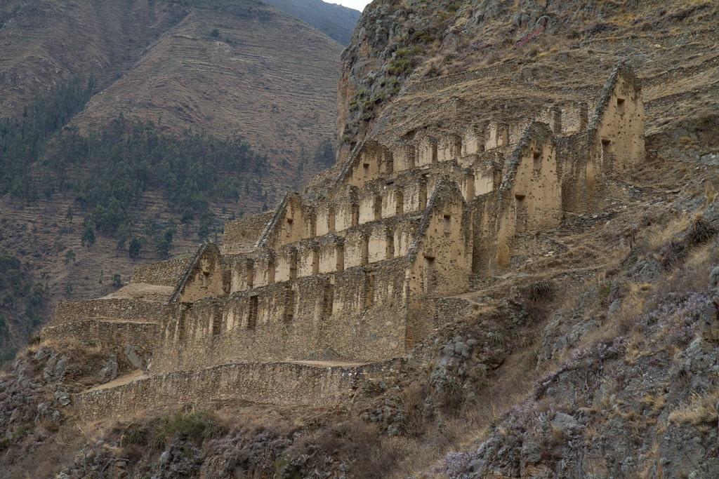 Cusco: Parque Arqueológico Ollantaytambo