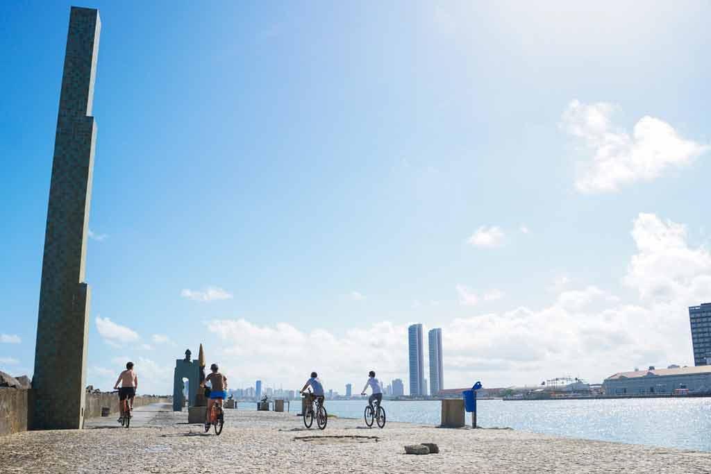 Decolar com passagens baratas: Recife