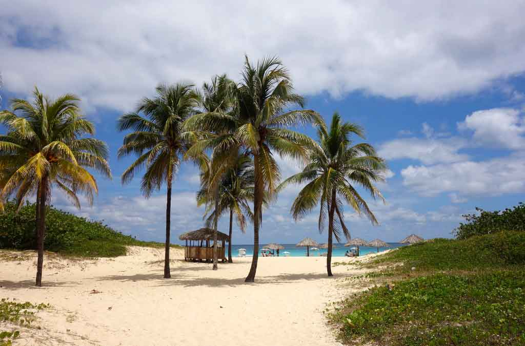 Havana cuba praias