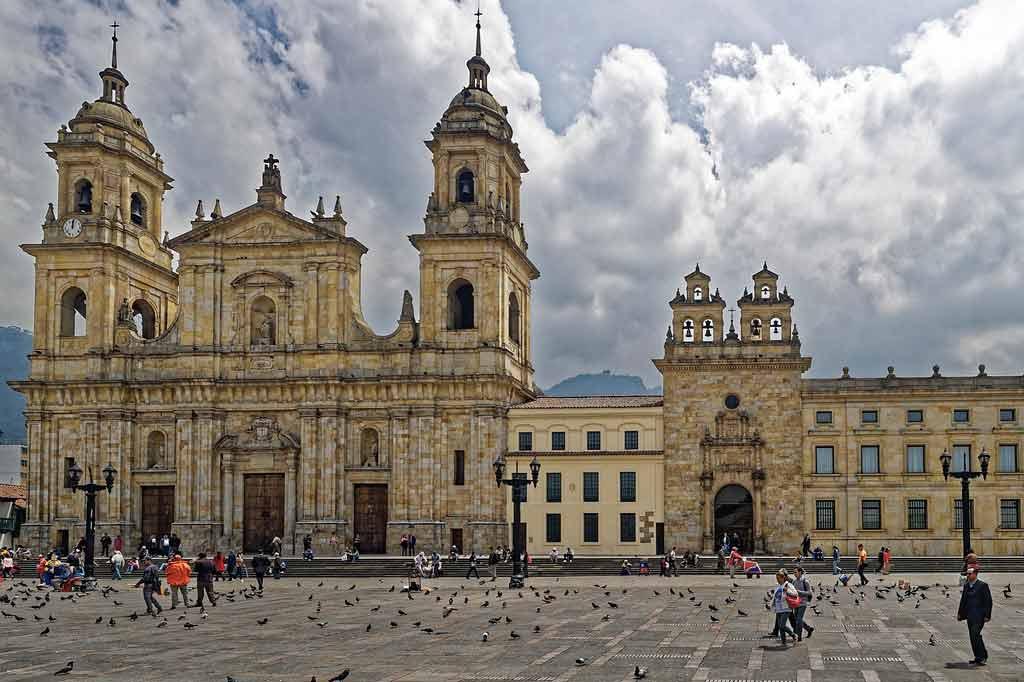 Lugares para viajar mais barato: Bogotá