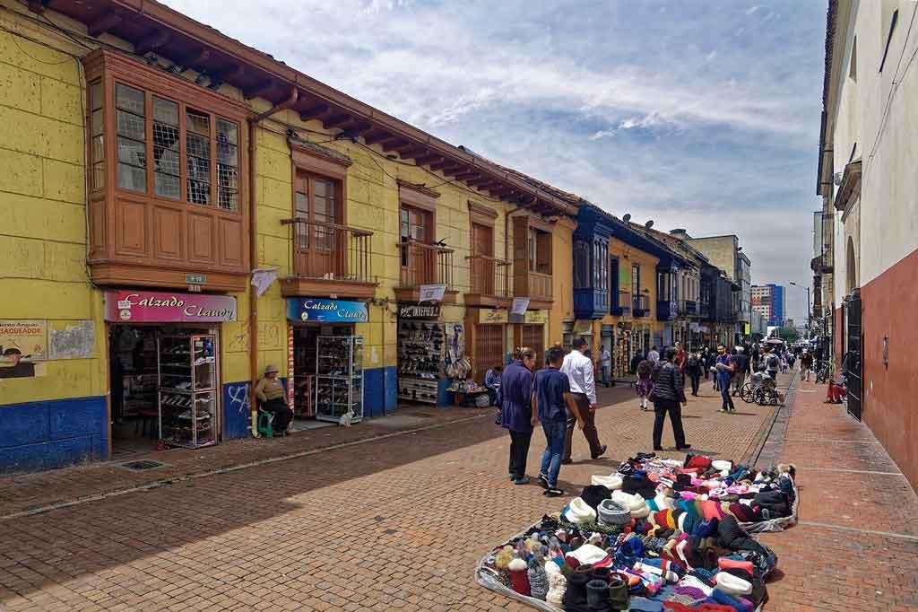 Melhor época para visitar Bogotá
