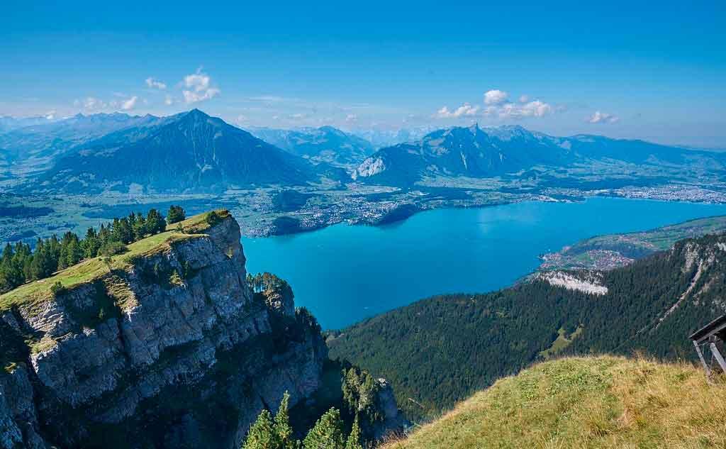 Melhor época para visitar os alpes suiços