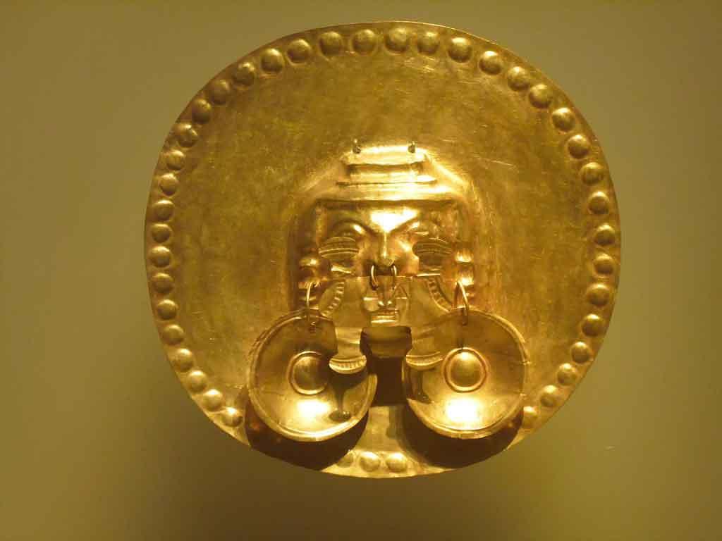 Museu do Ouro Bogotá