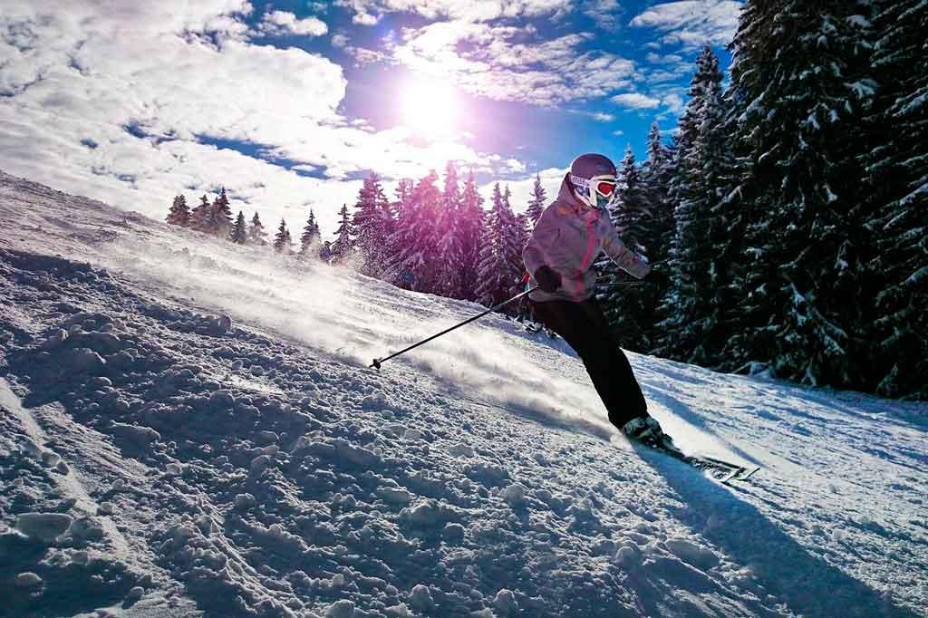 Esquiar na Neve em Portugal