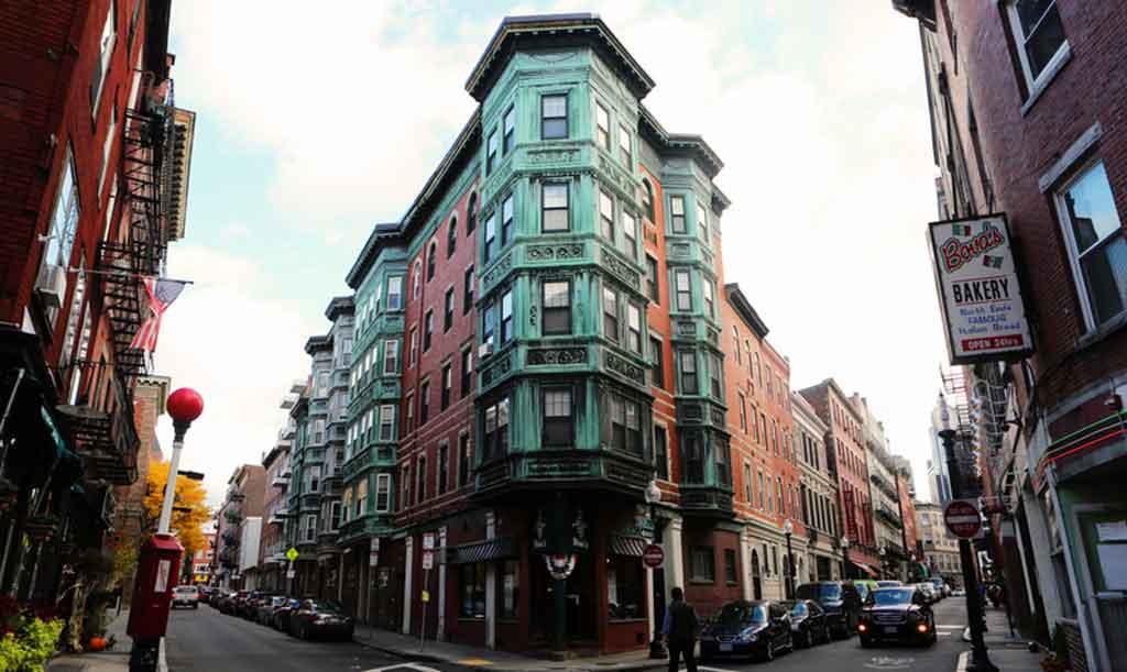 O que fazer em Boston: Newbury Street