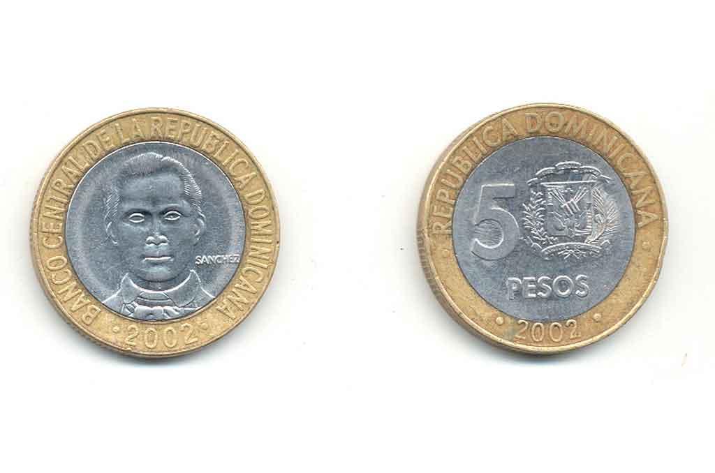 Qual a moeda da República Dominicana: peso dominicano