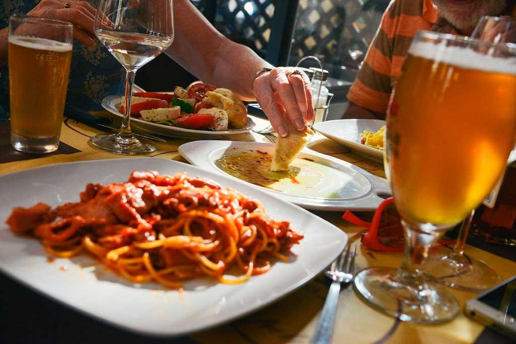 Onde comer em Roma, Itália