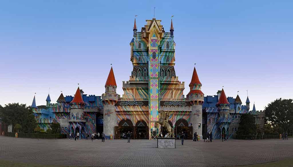 Parque de diversões: Beto Carrero World