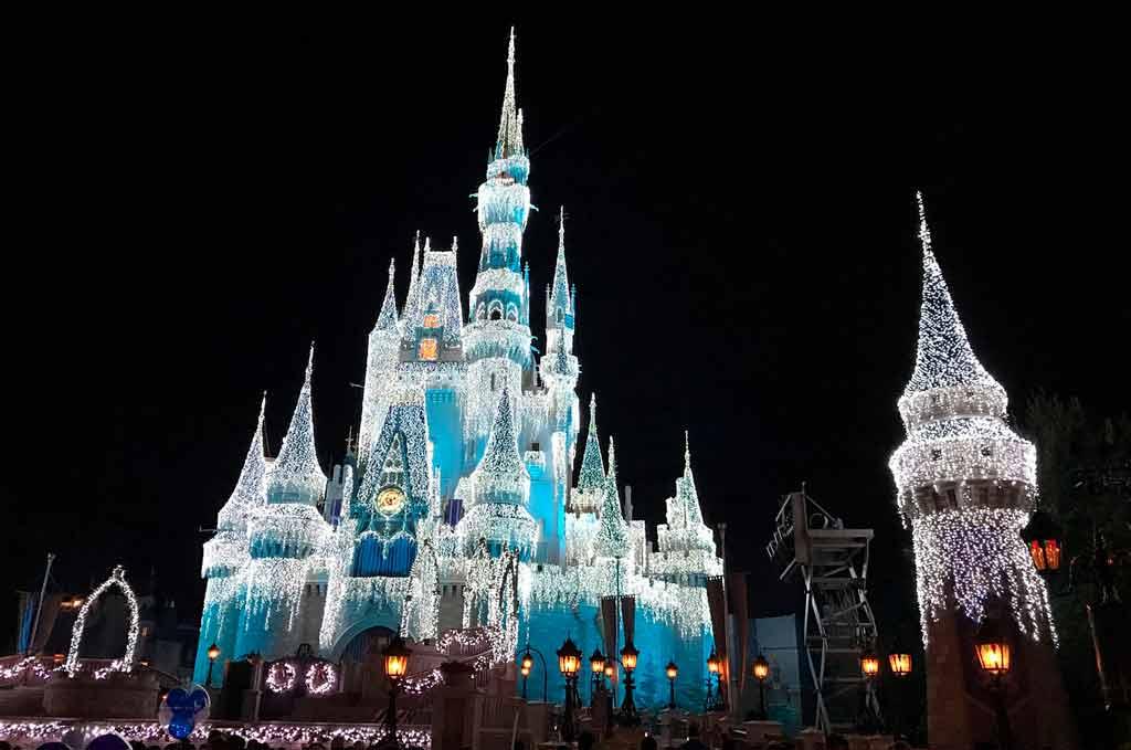 Parque de diversões: Magic Kingdom