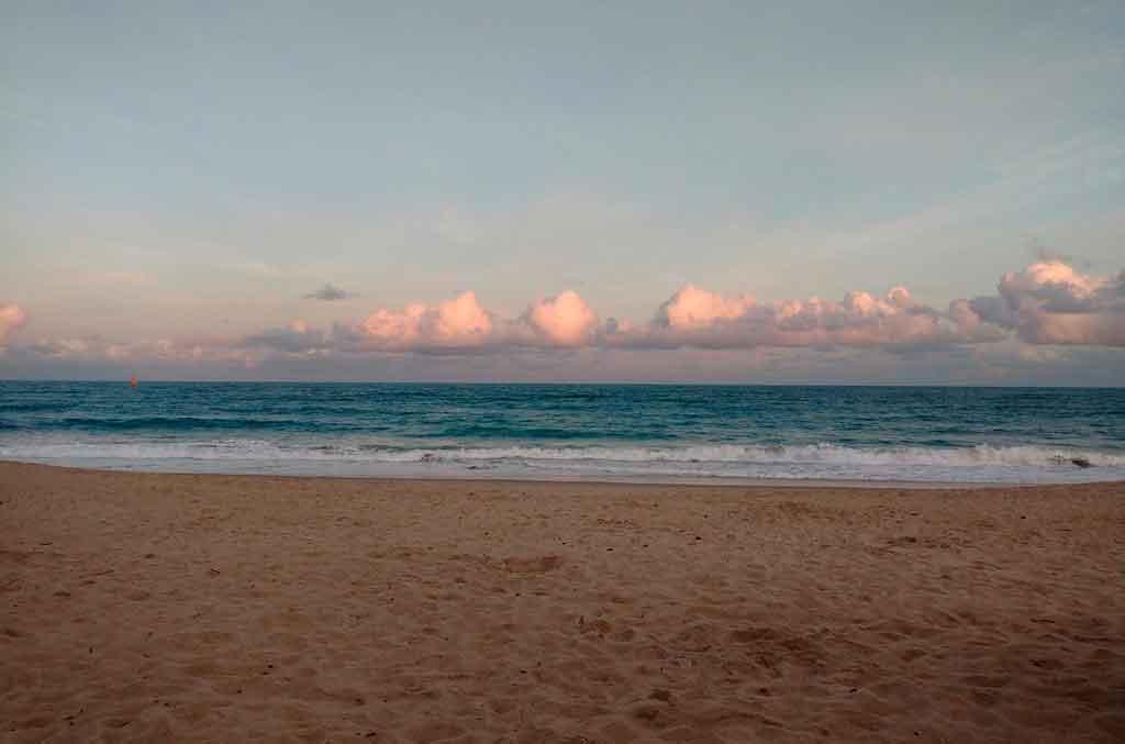 Praia de Porto de Galinhas: Maracaípe