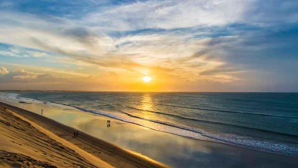 Qual é a mais bonita das Praias de Jericoacoara?