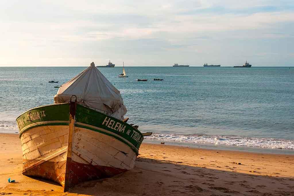 Praias mais bonitas do Ceará