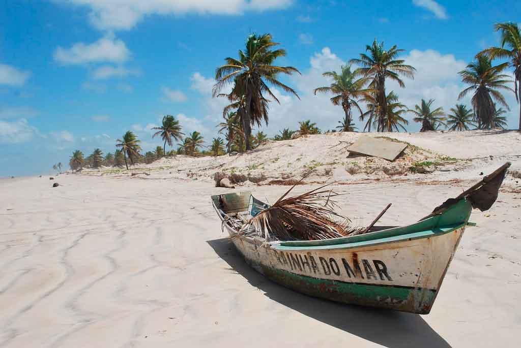 Praias do Ceará: Mangue seco