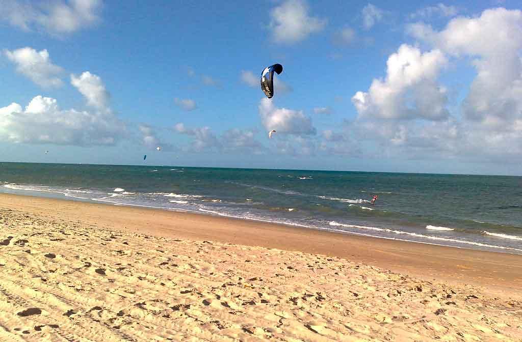 Praias do Ceará: Cumbuco
