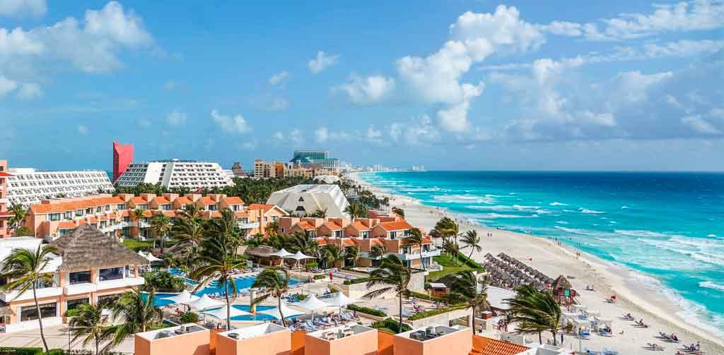 Punta Cana ou Cancun Infraestrutura