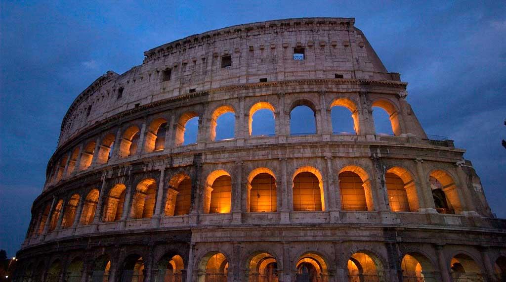 Quando ir em Roma, Itália: Coliseu