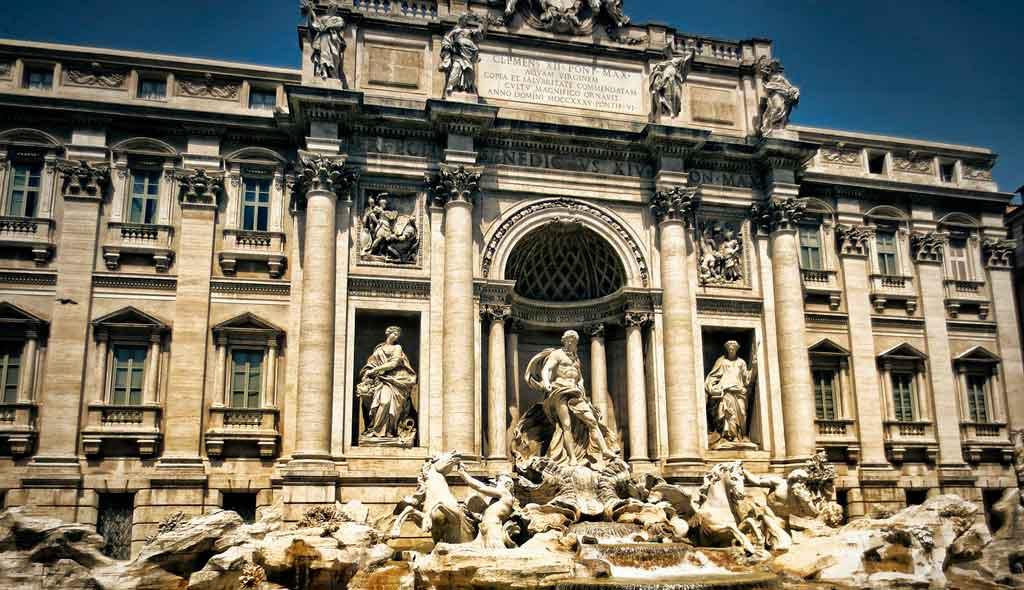 Quando ir em Roma, Itália: Fontana di Trevi