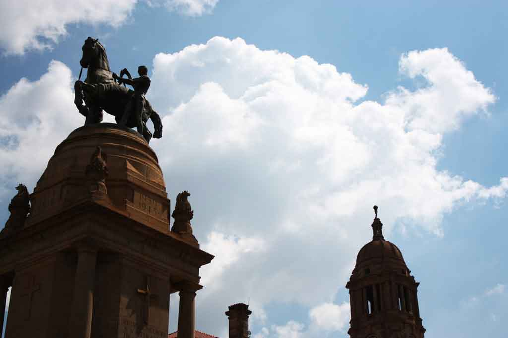Turismo África do Sul: Pretoria