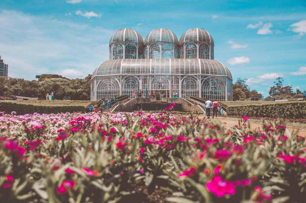 Turismo nos arredores de Curitiba