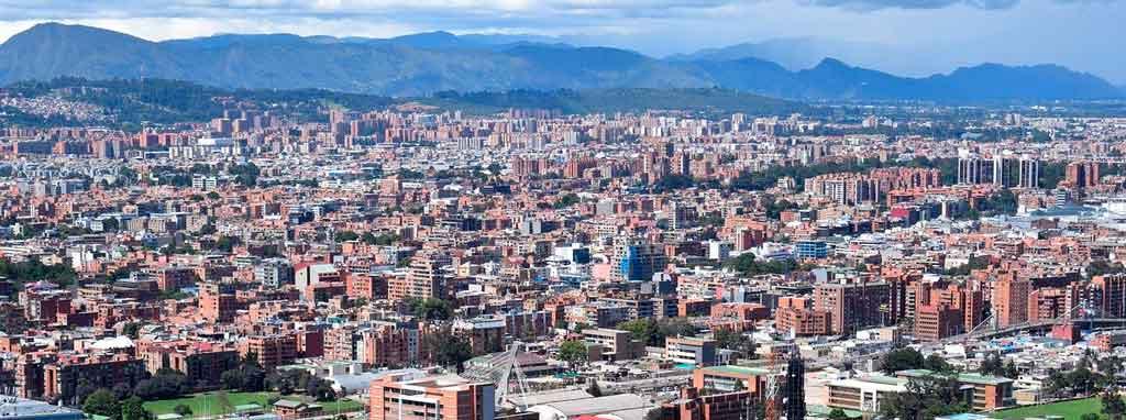 Viajar para Bogotá é perigoso