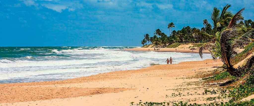 caribe brasileiro litoral paradisiaco