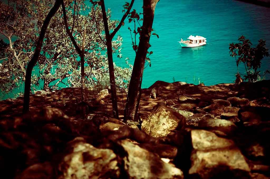 caribe brasileiro qual a ilha mais linda