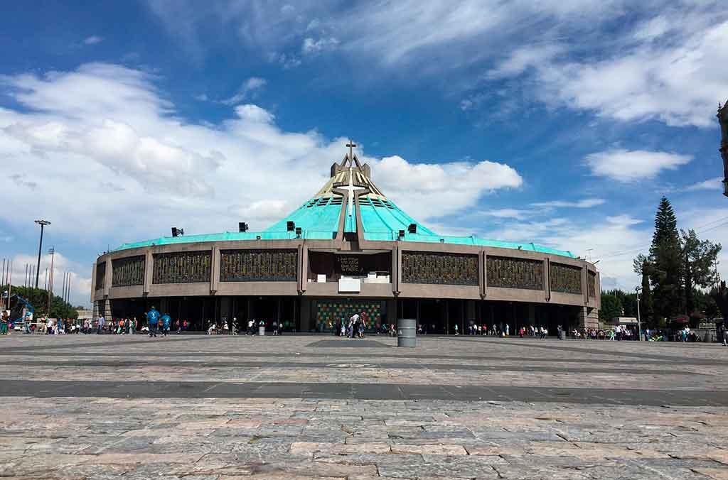 Cidade dos México: Basílica de Guadalupe