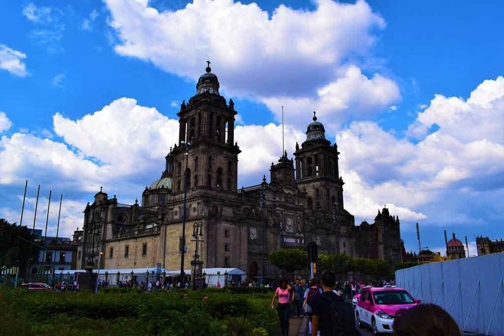 Cidade dos México: Catedral Metropolitana