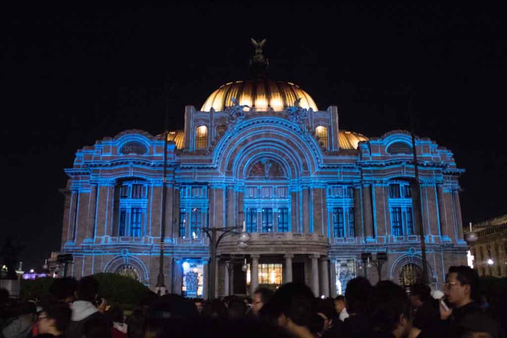 Centro Histórico da Cidade dos México