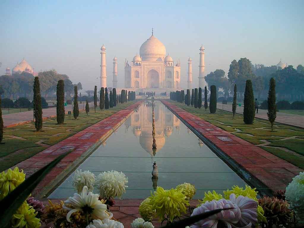 Cidades da Índia Agra