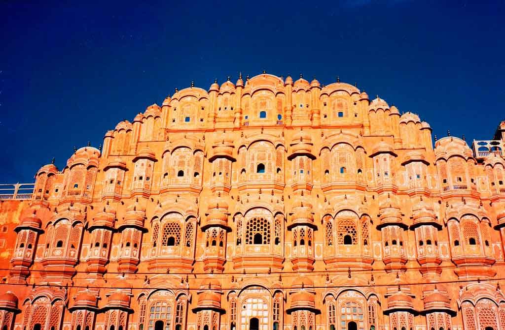 Cidades da Índia Jaipur