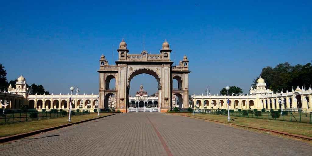 Cidades da ìndia Mysore