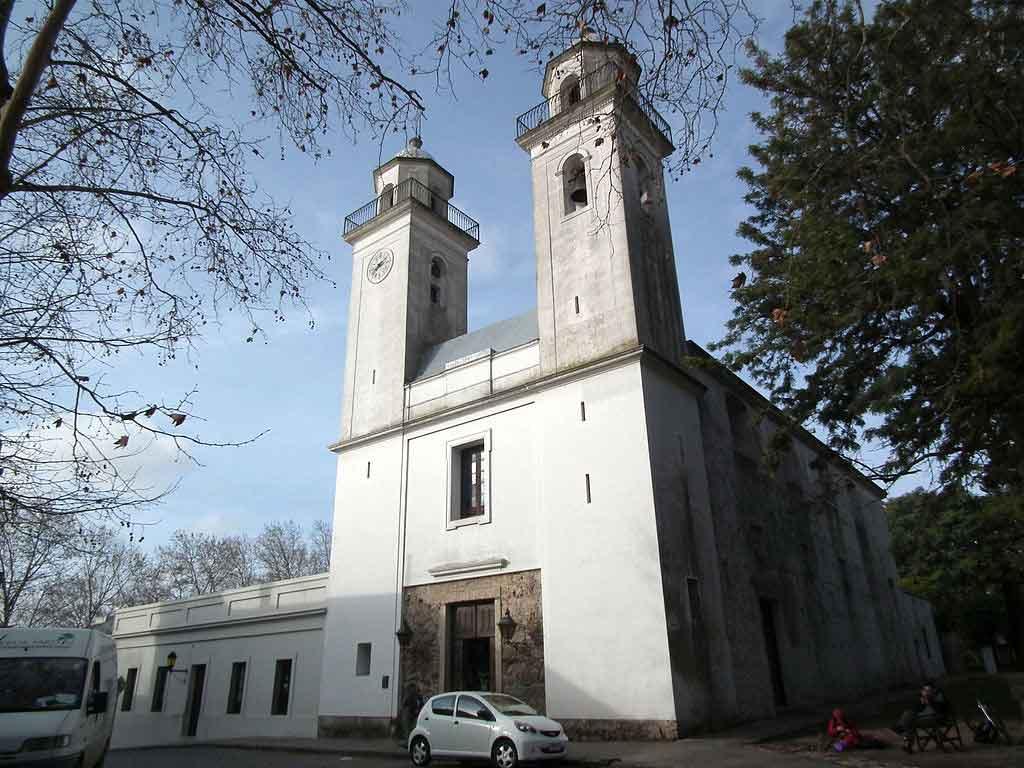 Colonia del sacramento basilica do santissimo sacramento