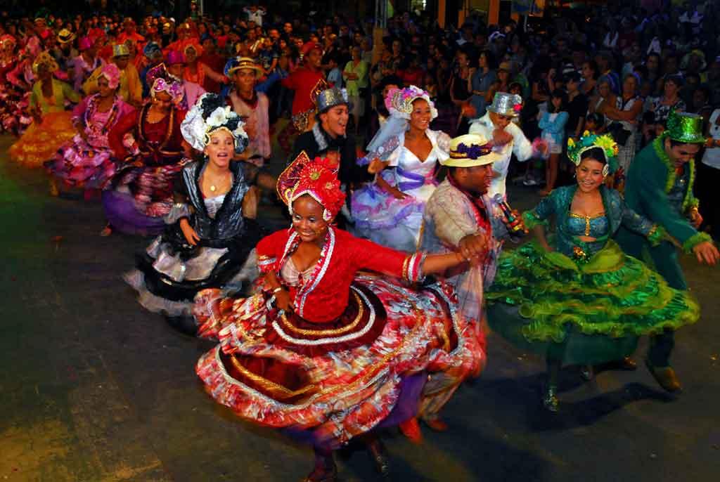 Festas juninas no nordeste forro caju