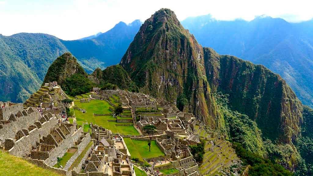 mochilao america do sul Peru