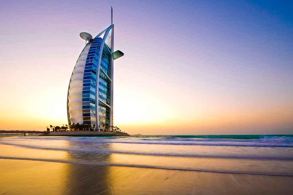 Passeios em Dubai Burj al Arab
