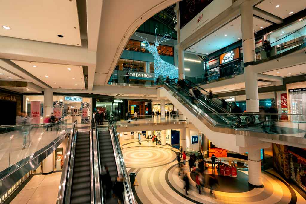 Dubai em Dubai Mall of Emirates