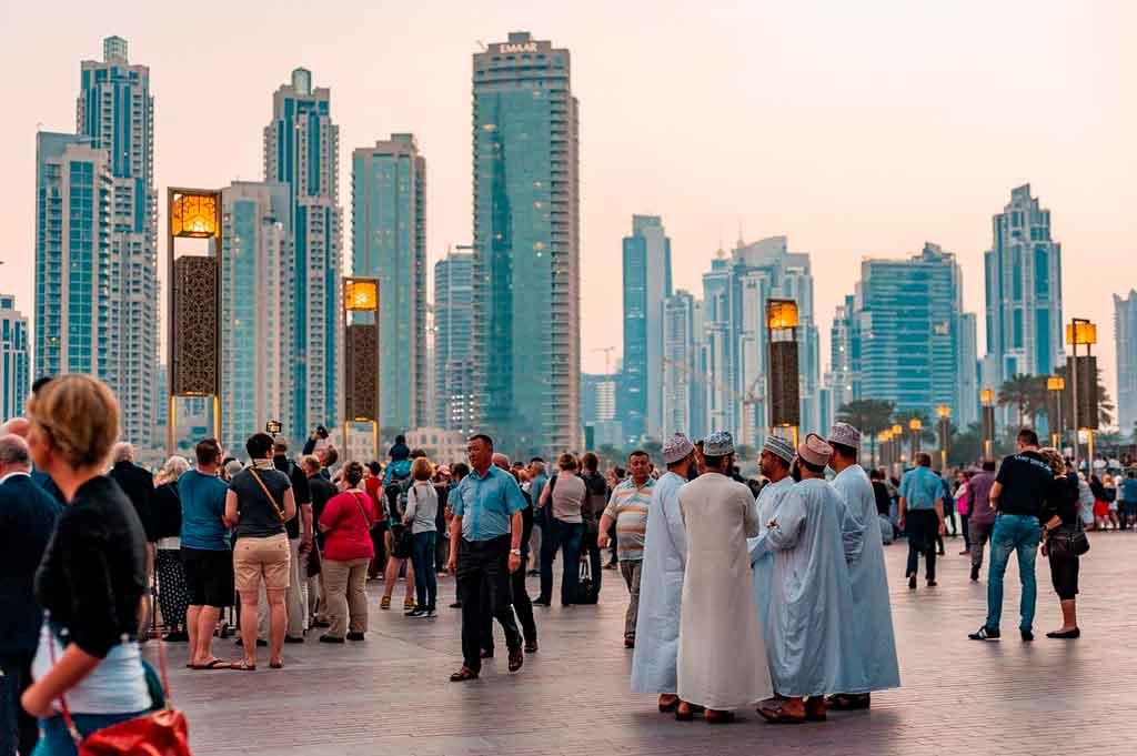 Passeios em Dubai Quando Ir